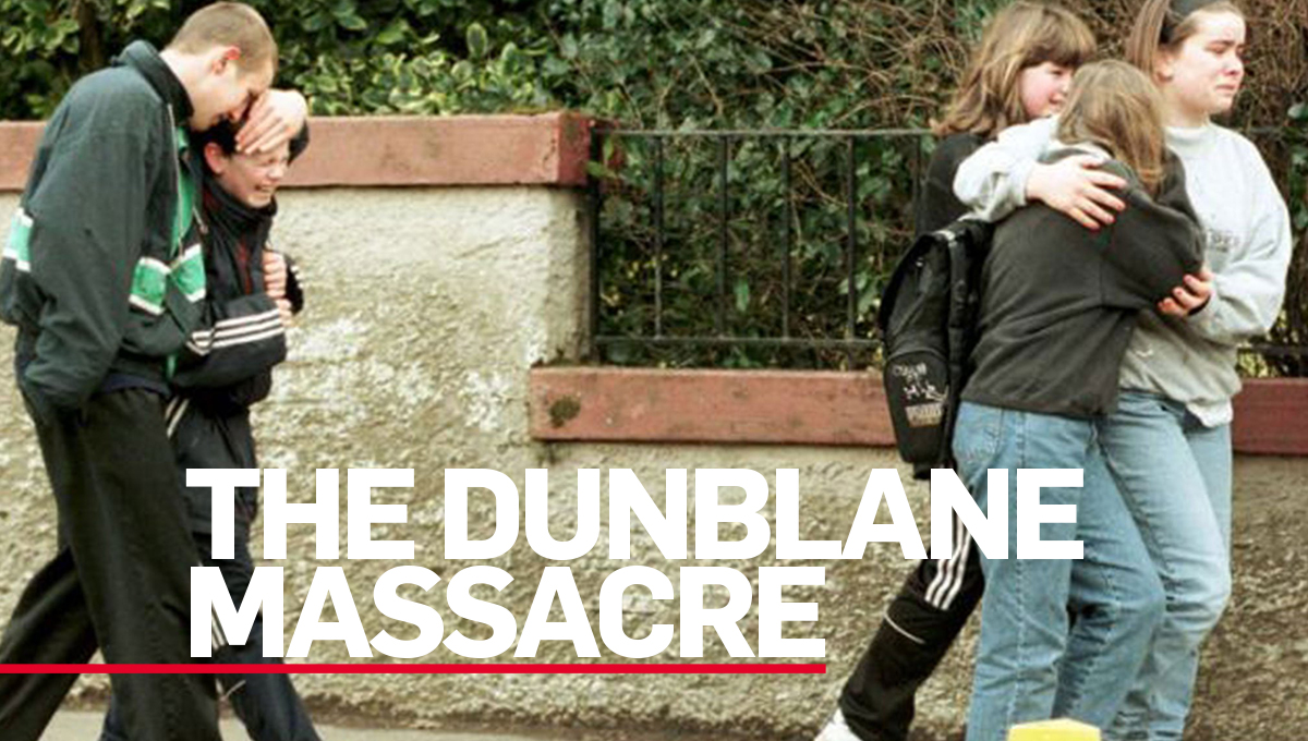 The Dunblane Massacre – Title Role
