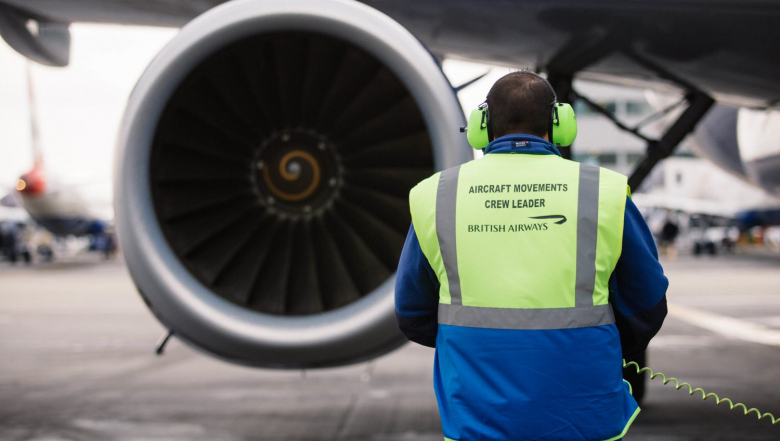 British Airways 24/7: Access All Areas – Title Role